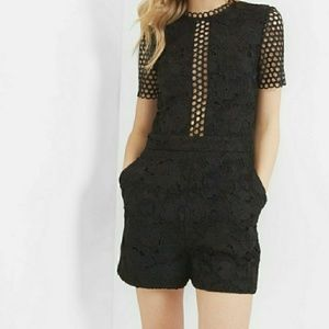 Ted Baker Lace Playsuit
